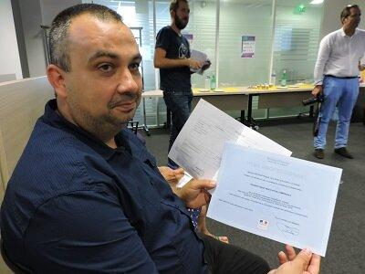 Philippe certification négociation et prospection commerciale