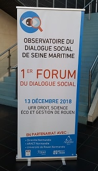 forum dialogue social rouen